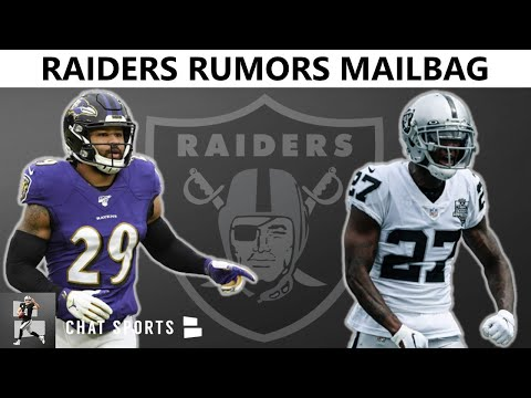 Raiders Should Sign Earl Thomas? Derek Carr 2020, NFL Playoffs, 2021 Draft | News & Rumors Mailbag