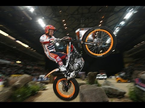 Sheffield FIM X Trial Indoor 2014