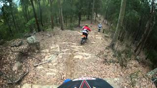 7. Transmoto Exclusive - 2013 Beta RR350 vs 2012 Yamaha WR450F vs 2013 KTM 500EXC