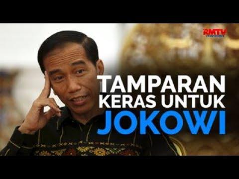 Tamparan Keras Untuk Jokowi