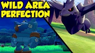 Pokemon Sword and Shield Wild Area IS THE BEST POKEMON GAMEPLAY EVER by Verlisify
