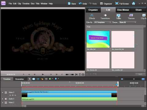Gujarati indesign - Basic Video editing using Premiere Elements.