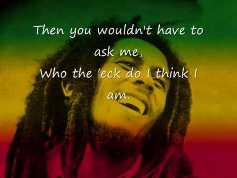 Bob Marley -Buffalo Soldier