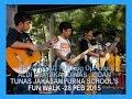 TJS SCHOOL BAND 6A Thinking-Out-Loud - ALDI, NAYAKA, DIMAS, ZIDAN - 28 FEB'15