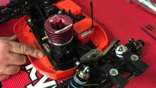 Mike Cradock explains how to fit your engine, mesh your gears correctly...