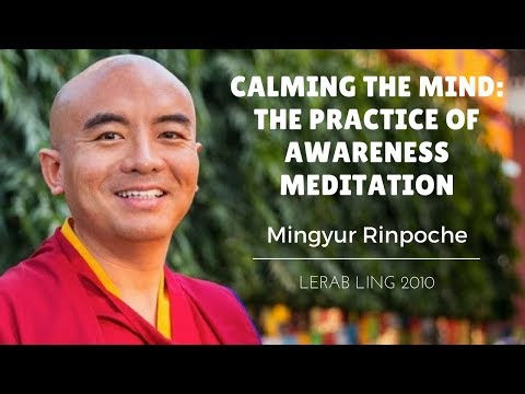 calmare la mente ed essere liberi. meditazione!