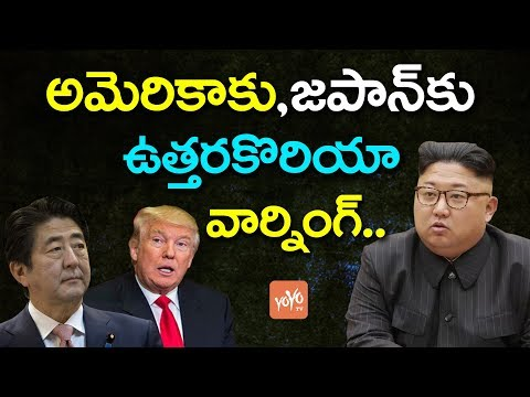 North Korea Warning to America,Japan