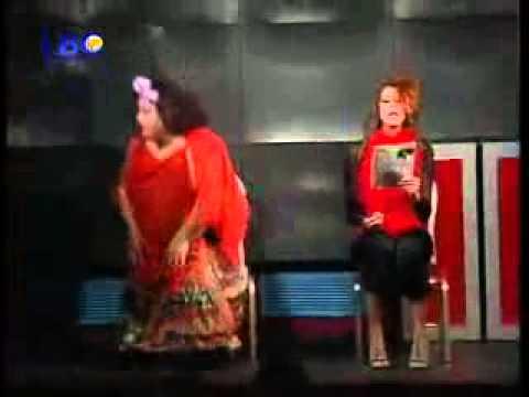 ليليان نمري وكارلا مسرحية لبنانية...