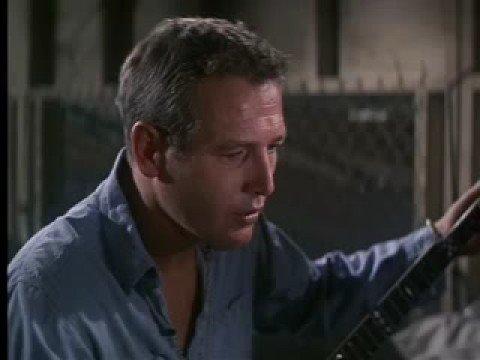 "Paul Newman - Cool Hand Luke - ""Plastic Jesus"""