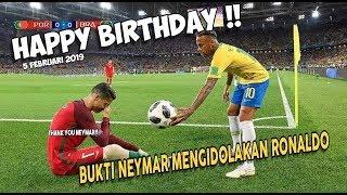Video Happy Birthday Ronaldo ⚠️ LIHAT ‼️Momen Haru Serta 8 Kesamaan Antara Ronaldo dengan Neymar MP3, 3GP, MP4, WEBM, AVI, FLV Februari 2019