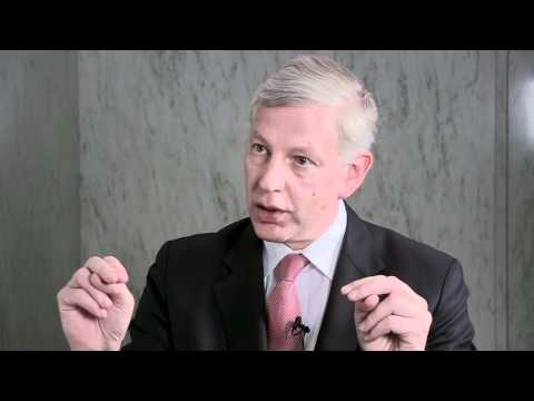 Emerging markets - Dominic Barton, Managing Director, McKinsey & Company on the global economy, opportunities in emerging markets, on being a leader and how to lead your compan...