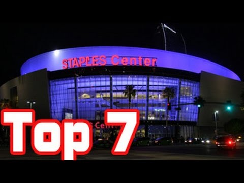 top 7 greatest capacity nba arenas