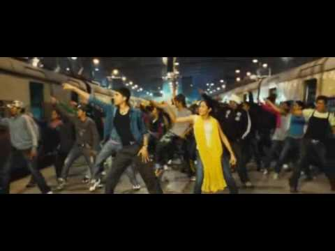 Slumdog Milionaire - Final Scene - Jai Ho Dance