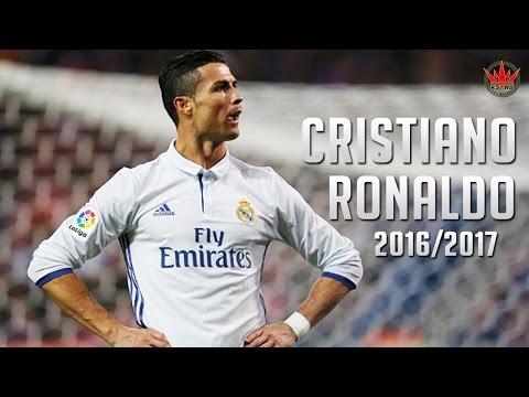 Cristiano Ronaldo ● Crazy Skills & Goals ● 2016/2017  HD