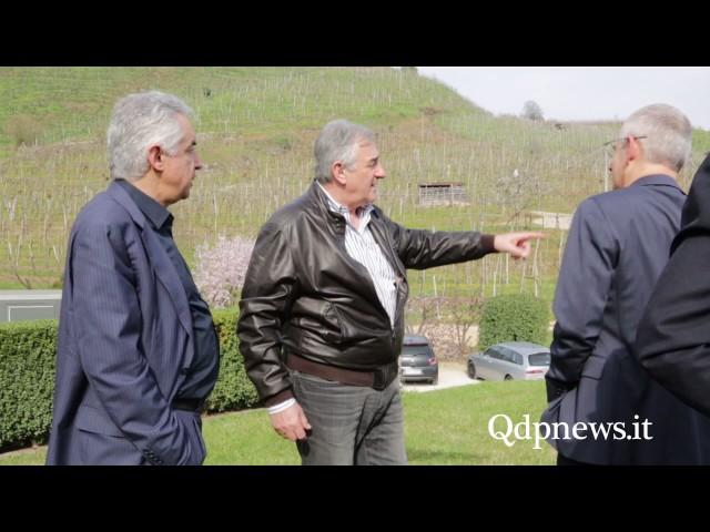 Farra di Soligo - Presentazione del Trofeo Piva 2017