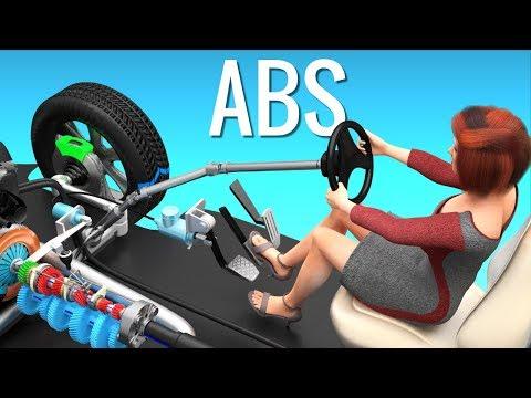 Memahami Sistem Rem Anti Terkunci (ABS)