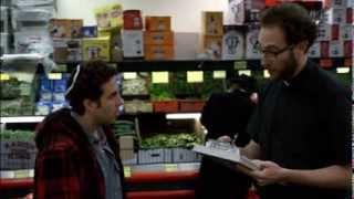 A skit from the new movie 'InAPPropriate Comedy' featuring Ari Shaffir, aka the Amazing Racist, asking Jews to sign a petition for killing Jesus. Check out the full movie here: http://www.youtube.com/movie/inappropriate-comedy