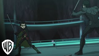 Nonton Batman Vs  Robin   Nightwing Fight Film Subtitle Indonesia Streaming Movie Download