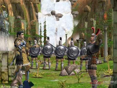 Age Of Mythology Greek Theme