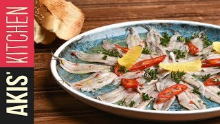 Greek sashimi | Akis Kitchen by Akis Kitchen