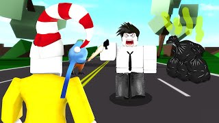 I Visited A Corrupt Town In Brookhaven RP.. What happens will shock you.. (Roblox)