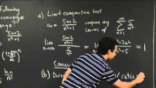 Comparison Tests | MIT 18.01SC Single Variable Calculus, Fall 2010