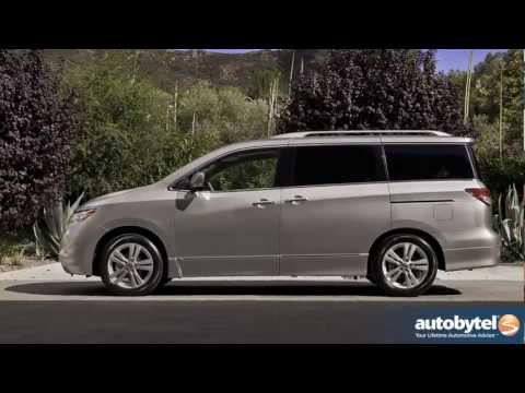 2012 Nissan Quest: Video Road Test and Review