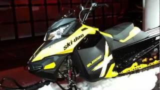 4. New 2013 Ski Doo product Summit Rev XM