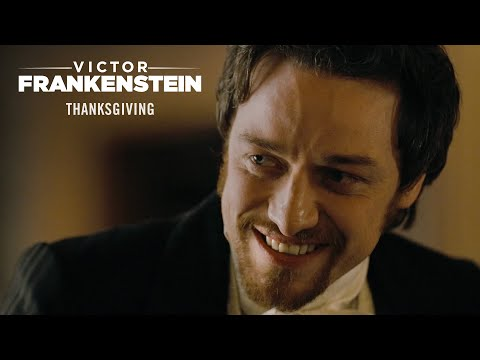 Victor Frankenstein Victor Frankenstein (TV Spot 'We Shall Create a Man')