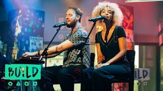 Honne Performs Live On BUILD Series