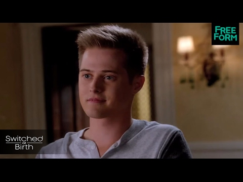 Switched at Birth 3.05 Clip 'Toby's Last Dinner at Home'
