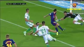 FC Barcelona vs Betis [2-0][La Liga  Jornada 1][20/08/2017] El Barça juga a RAC1Barcelona vs Betis [2-0][La Liga  Jornada 1][20/08/2017] El Barça juga a RAC1Barça vs Betis [2-0][La Liga  Jornada 1][20/08/2017] El Barça juga a RAC1Con los goles de Tosca -en propia portería- y Sergi Roberto, los de Ernesto Valverde debutan en la Liga con un triunfo en el que la presión azulgrana ha sido determinante----------------------------------------------------------------------------------------------- SUSCRÍBETE: https://www.youtube.com/user/Zonajuanjos- twitter: https://twitter.com/zonajuanjos- FC Barcelona 2017/2018: https://goo.gl/vpWa5c- Barça B 2017/2018:- Barça Femenino 2017/2018:- Barça B 2016/2017: https://goo.gl/XFO6aw- Barça Femenino 2016/2017: https://goo.gl/KH1wwU- El Fajiazote del Tio Faja: https://goo.gl/6mBUEm- Los Mesetazos de Victor Lozano: https://goo.gl/nSF3rG- BarçaFans: https://goo.gl/XMEXCv- [8aldia] La tertúlia esportiva: https://goo.gl/ar2Vx2Temporadas del FC Barcelona:- FC Barcelona - Temporada 2014-2015: https://goo.gl/K9BbKS- FC Barcelona - Temporada 2015-2016: https://goo.gl/VcEvro- FC Barcelona - Temporada 2016/2017: https://goo.gl/ETTkxL- FC Barcelona - Temporada 2017/2018: https://goo.gl/vpWa5cVídeos de interés:- CLÁSICOS CULÉS EN EL BERNABÉU: https://goo.gl/WMLQHY- Johan Cruyff. La leyenda del Fútbol: https://goo.gl/ONPrcs- La rúa y la Celebración del TRIPLETE: https://goo.gl/b8f7pm- Final de la Champions 2015 FC Barcelona: https://goo.gl/ngIph5- Xavi se despide del Barça: https://goo.gl/4PmzI5- Cracs i Catacracs del FC Barcelona: https://goo.gl/VL8iyV