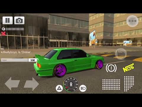 Drift (arab Drifting Game) Gameplay
