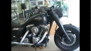 8. Harley Davidson Road King custom 2006 modifications   http://www.couple2hire.com