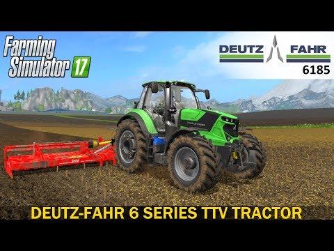 Deutz FAHR 6 TTV v1.1.0