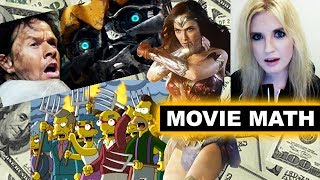 Box Office for Transformers The Last Knight, Wonder Woman 4th Weekend, China vs USA by Beyond The Trailer