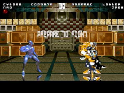 rise of the robots megadrive rom