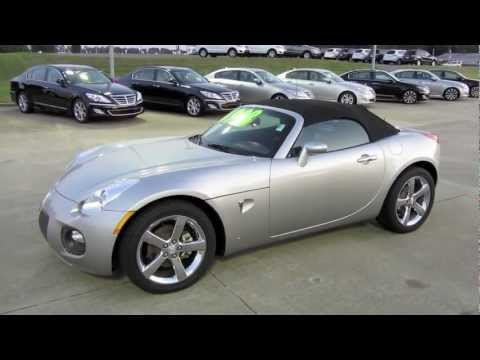 Pontiac review top car reviews 2007 pontiac solstice gxp start up exhaust and in depth tour fandeluxe Image collections