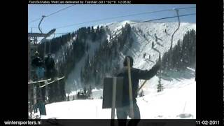 Taos Ski Valley Taos webcam time lapse 2010-2011