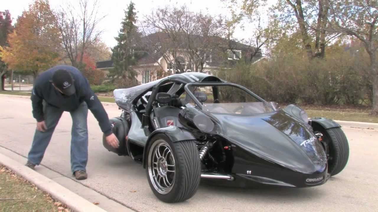 Campagna T-Rex–D&M Motorsports Video Test Drive and Review 2012 Chris Moran