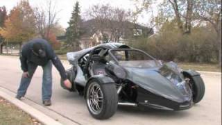 7. Campagna T-Rex--D&M Motorsports Video Test Drive and Review 2012 Chris Moran