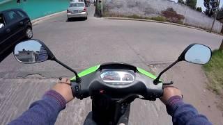 9. VideoBlog/Italika D125