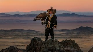 THE EAGLE HUNTRESS: Eagle Hunting Documentary from the Heart of Mongolia