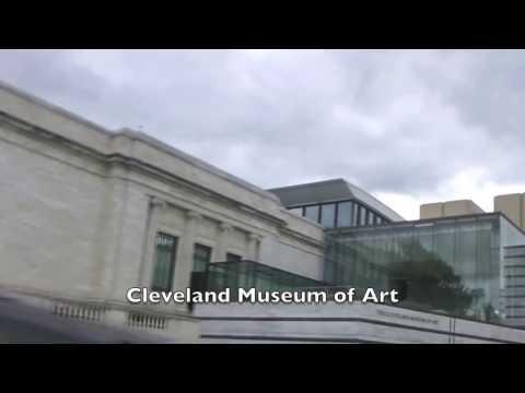 University Circle Cleveland, Ohio -- (Driving Tour Series)