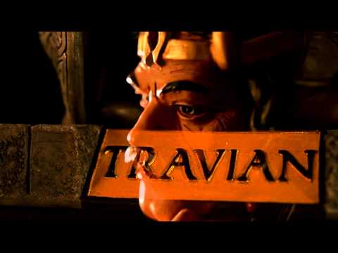 Browsergame Travian — Statue of Chieftain