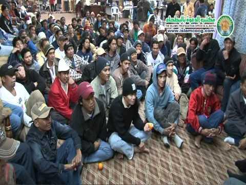 مفرح جداً – إسلام 176 شخص في جاليات البطحاء