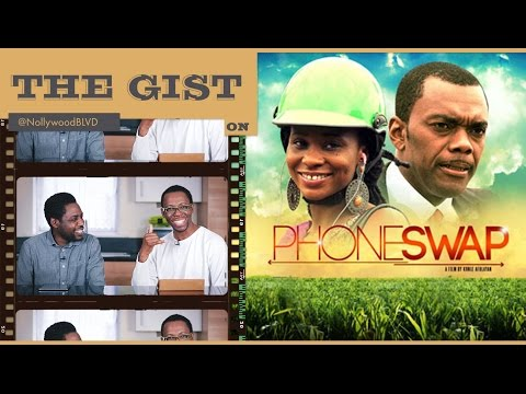 EP010 - PHONE SWAP - Movie Review // The GIST