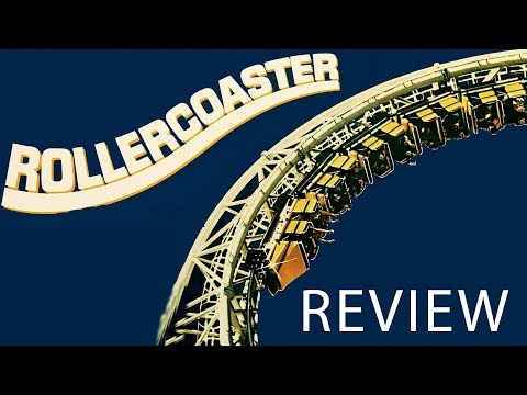 Rollercoaster Blu Ray Review (101 Films Black Label 003)