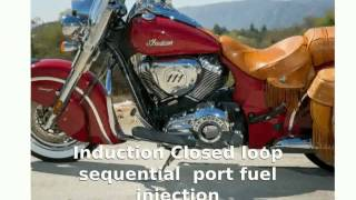 9. Indian Chief Vintage - Specification and Specs