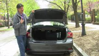 2013 Toyota Corolla S Car Video Review